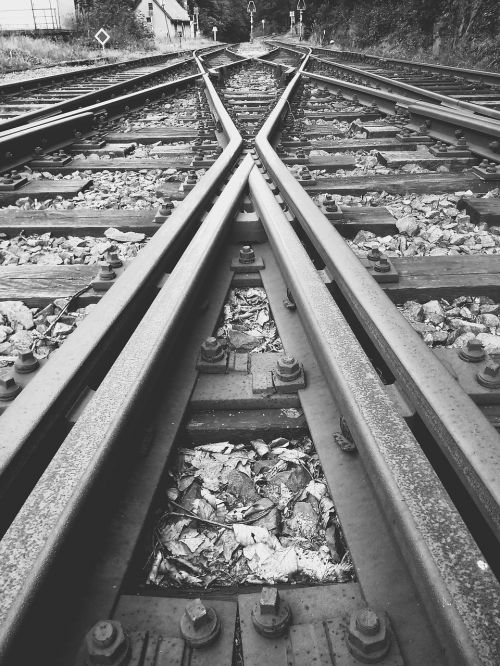 track train points