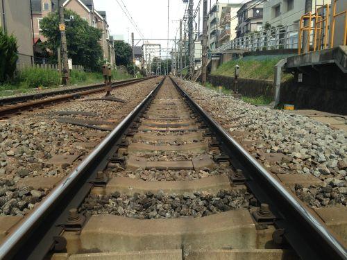 track low angle toyoko