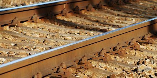 track ties railroad tracks