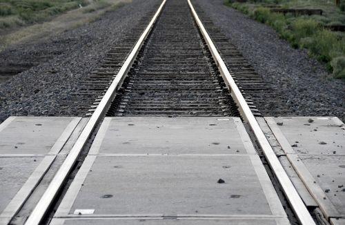 tracks railroad railway
