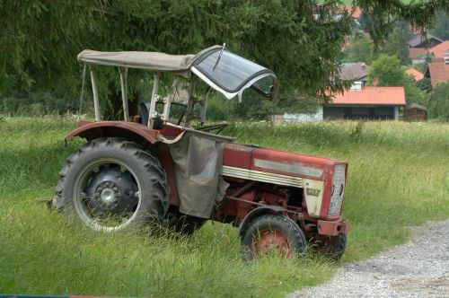 tractor tractors oltimer