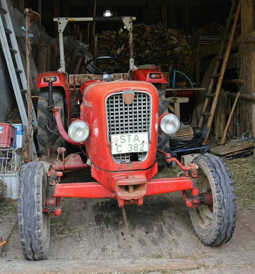 tractor oldtimer the hotel g 30