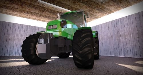 tractor agricultural machinery tug