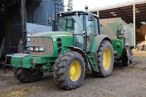 tractor trailer agriculture