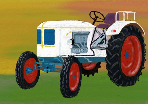 tractor agriculture commercial vehicle