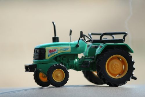 tractor farming truck toy model