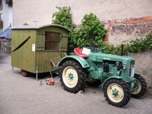 tractor one historic tractors