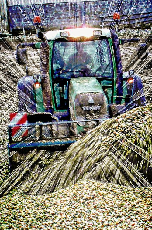 tractor fendt tractors