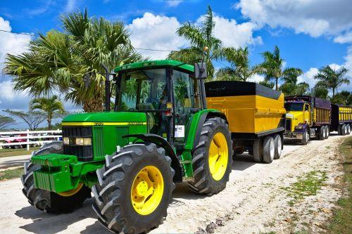 tractor trailer haul