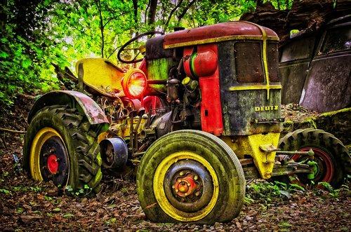 tractor  deutz  cologne