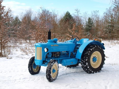 tractor  agriculture  the vehicle