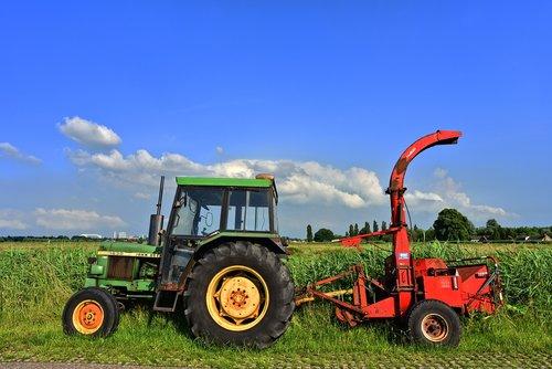 tractor  vehicle  heavy equipment