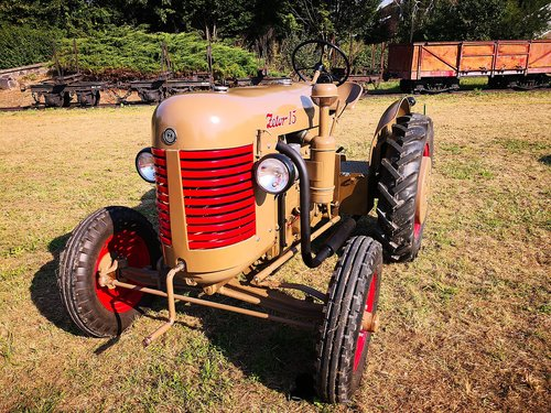 tractor  zetor  agriculture