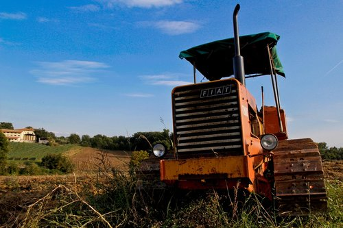 tractor  fiat  agriculture