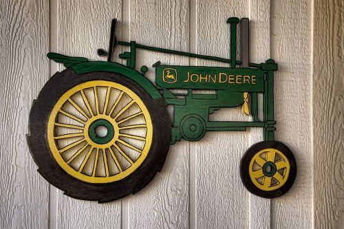 tractor artisanry john deere tractor