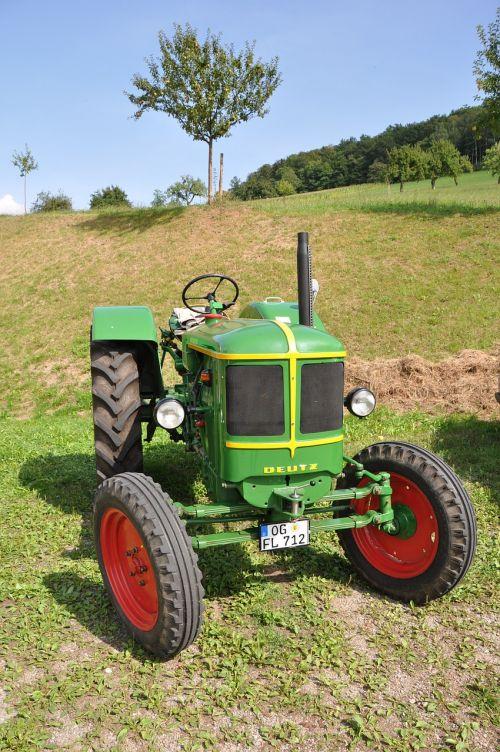 tractor tractors oldtimer