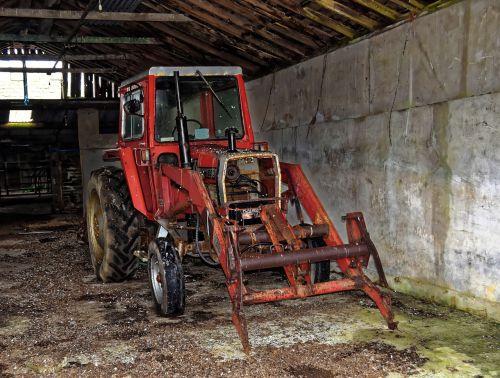 tractor machinery machine