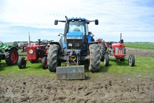 tractor oldtimer agriculture