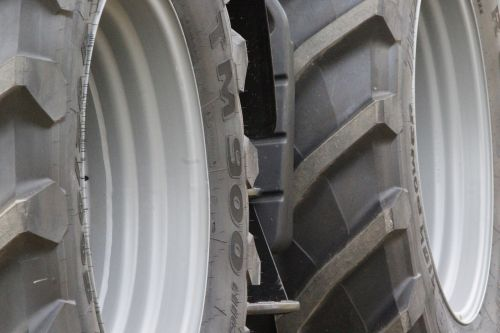 tractors mature tractor