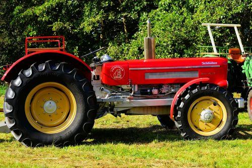tractors schlüter oldtimer