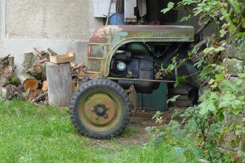 tractors retirement oldie
