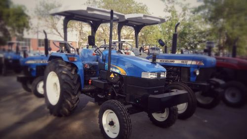 tractors machines agriculture