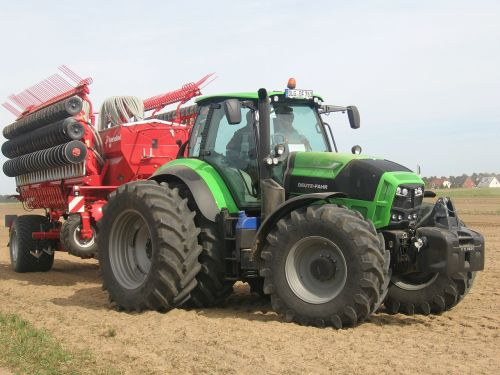 tractors deutz-fahr agriculture