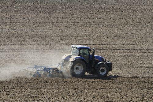tractors blue tractor
