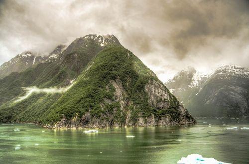 tracy arm alaska glacier