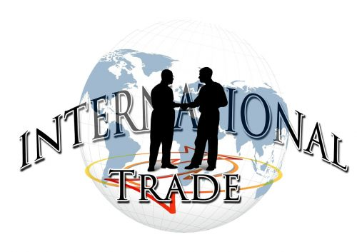trade dealer handshake