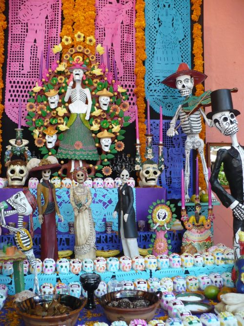 tradition mexico offering