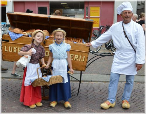 Traditional Bakers Family