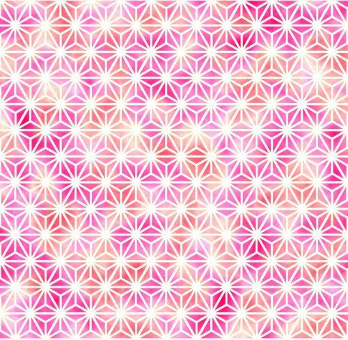 traditional patterns hemp pattern white