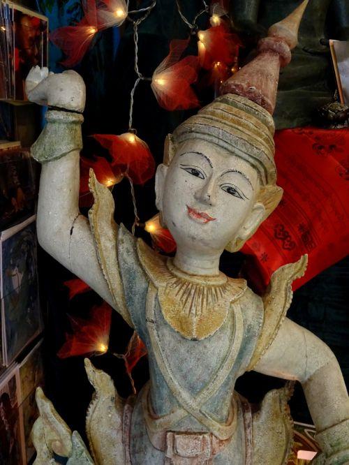 Traditional Thai Statuette