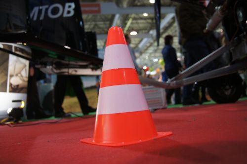 traffic hat traffic cone