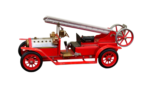 traffic fire fire truck