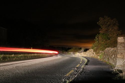 traffic highway lighting
