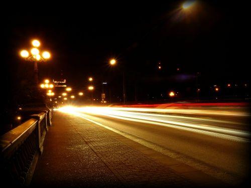 traffic autos road