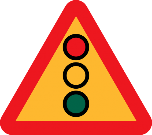 traffic light signs