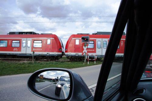 traffic transport rear mirror