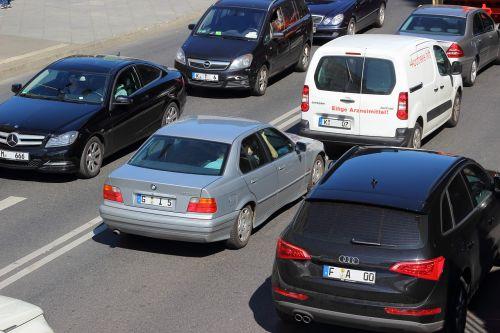 traffic autos jam