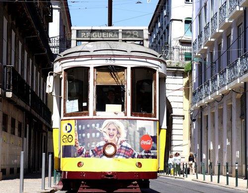 traffic  tram  means of transport