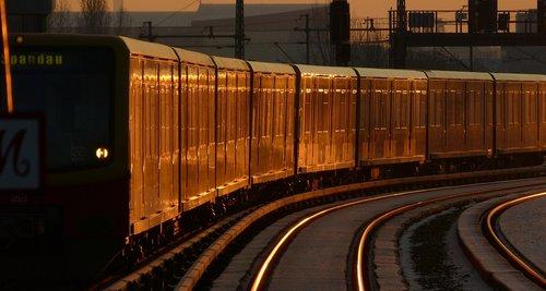 traffic  s bahn  local train