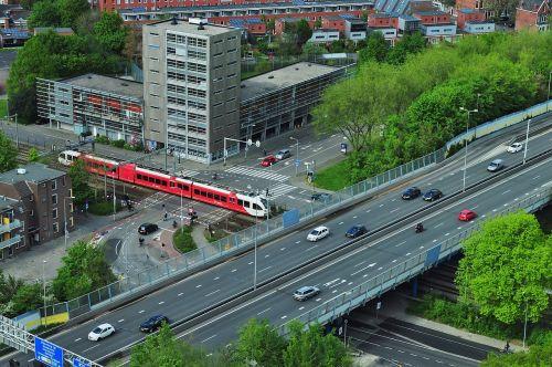 traffic urban transportation