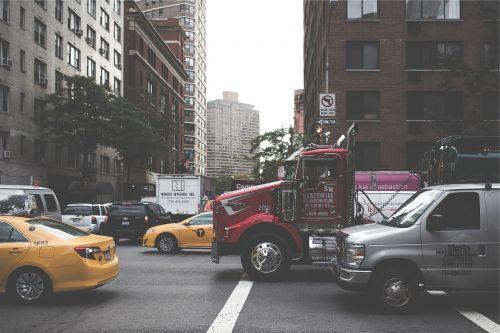 traffic streets roads