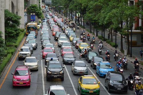 traffic rush hour rush