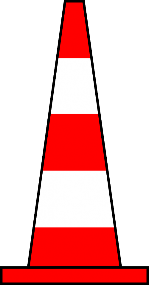 traffic cone traffic pylon road cone