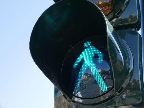 traffic light green light
