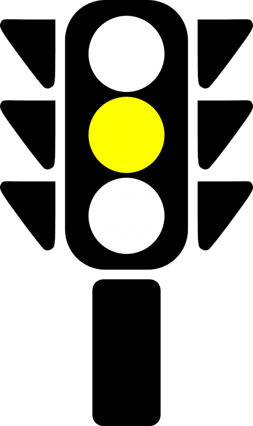 traffic light yellow traffic lights