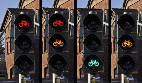 traffic light bicycle signal